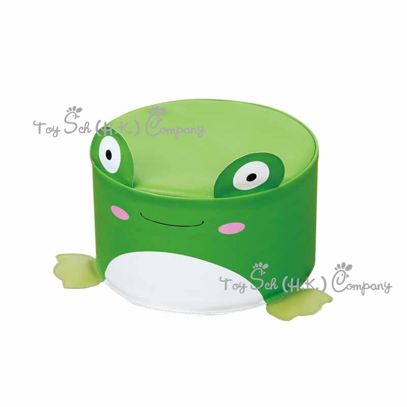 Frog Round Stool