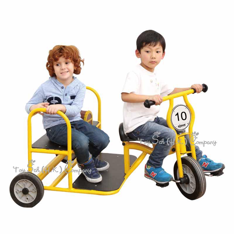 Three-seater Trike 三人車