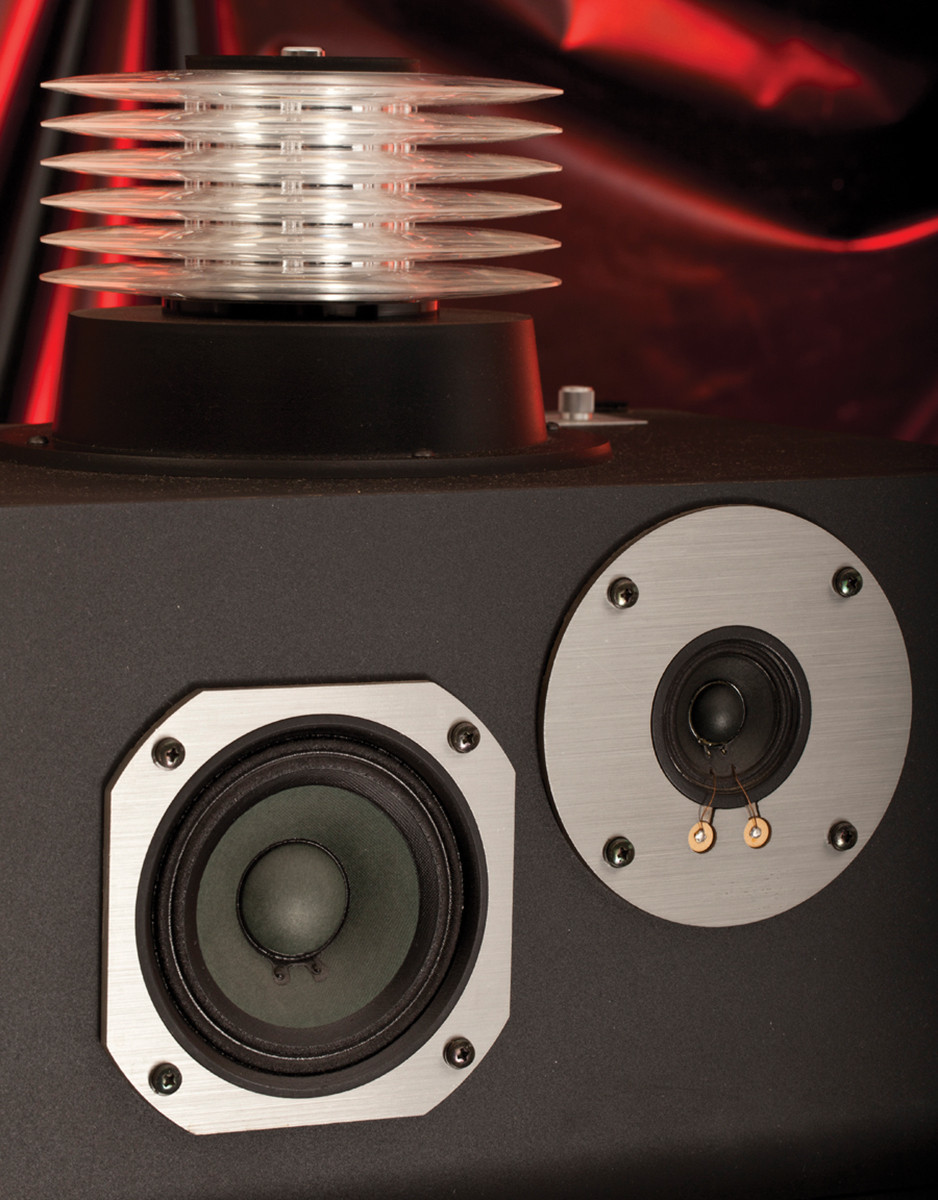 The Pioneer HPM 150 tweeter, released in the late 1970s, used a new version of the PVDF tweeter, but it retained its omnidirectional characteristics.