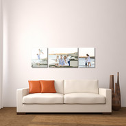 canvas art of your family