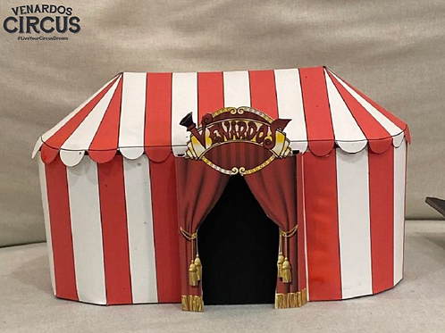 E2: Build Your Own Circus Tent