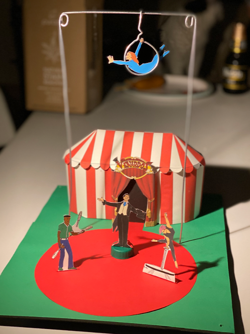 E3: Expanding Your Circus Empire Diorama
