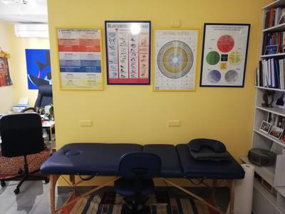 Studio 1 | lettino per trattamenti