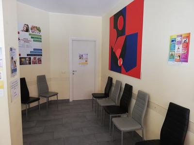 Sala d'attesa / Sala corsi