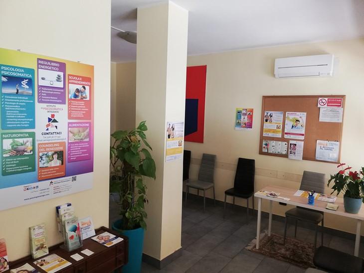 Reception | Sala d'attesa