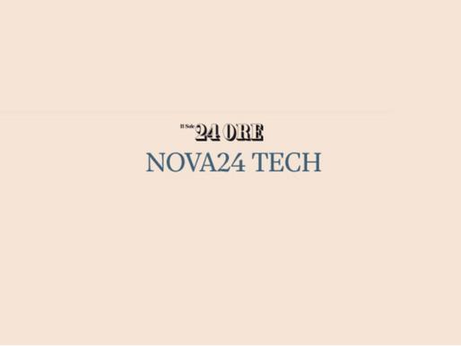 IL SOLE 24 ORE - NOVA24 TECH