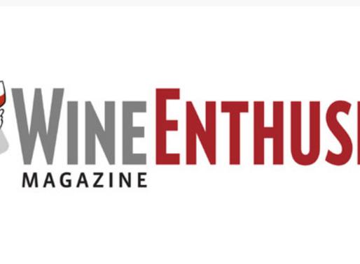 WINE ENTHUSIAST'S 2014 WINE STAR AWARD