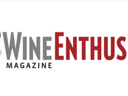 WINE ENTHUSIAST'S 2014 WINE STAR AWARD