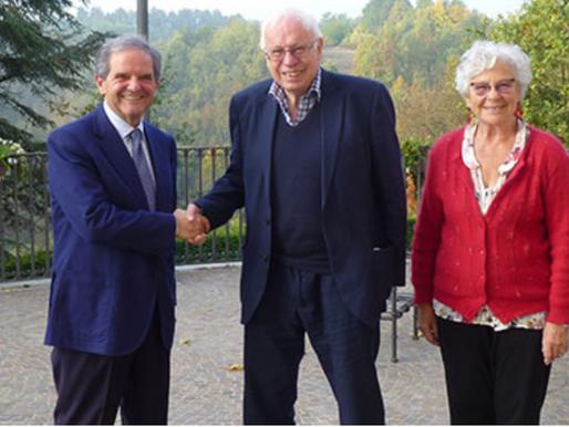IL PROFESSORE TOMAS LINDAHL, PREMIO NOBEL PER LA CHIMICA