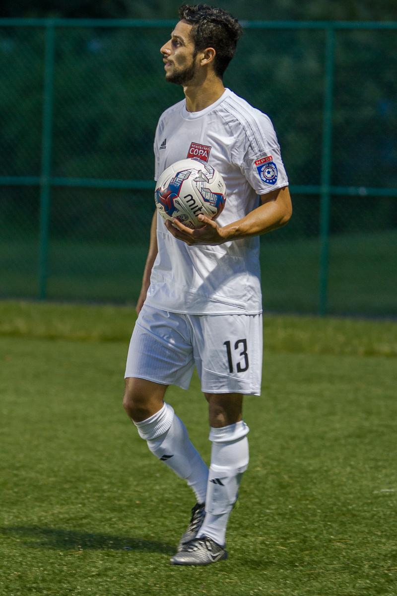 NJ COPA FC  - NPSL- NPLS-271