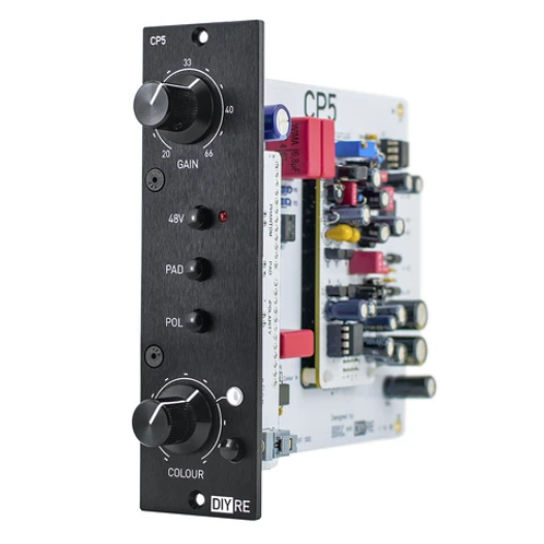 DIY RE/CP5 preamp