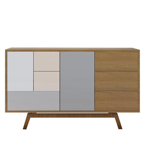 Domino Cabinet - Grey
