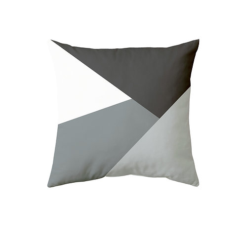 Monochrome Cushion Cover 40x40 cm