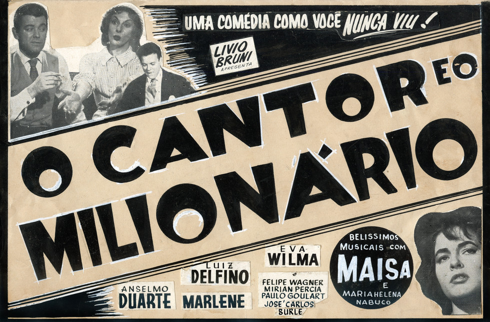THE SINGER AND THE MILLIONAIRE (free translation)