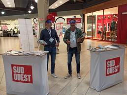 Juin 2020 - Auchan BIGANOS : mission accomplie