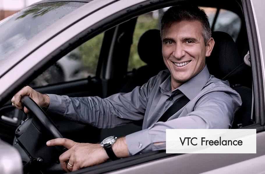 Chauffeur freelance ?