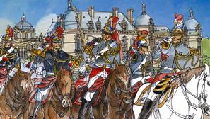 Au service de la sécurité des rois de France