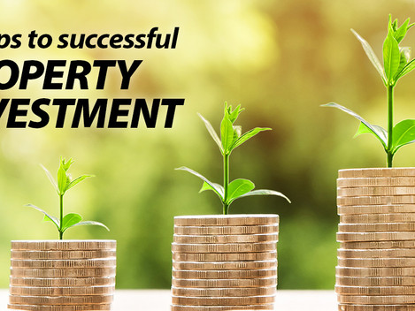 9 Steps to Successful Property Investment