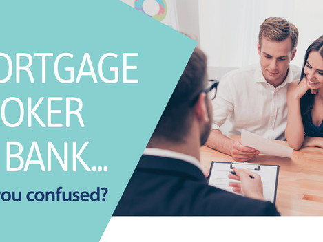 Mortgage Broker vs Bank