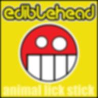 ediblehead animal lick stick