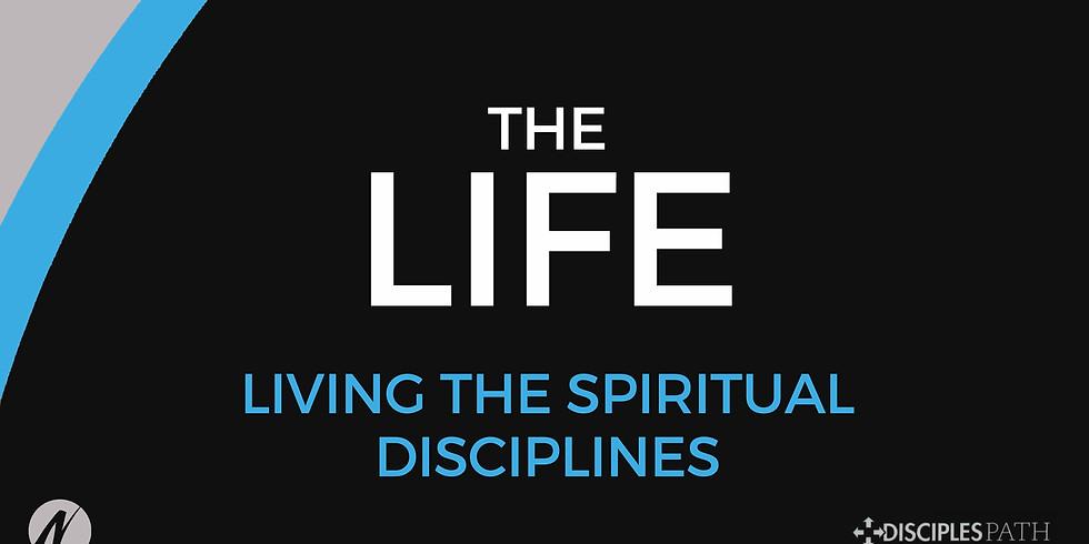 "Disciple's Path ""The Life"" Study"