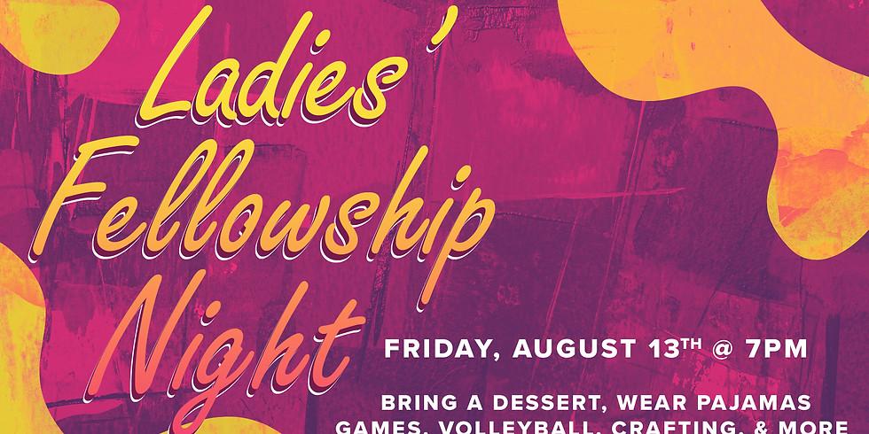 Ladies' Fellowship Night
