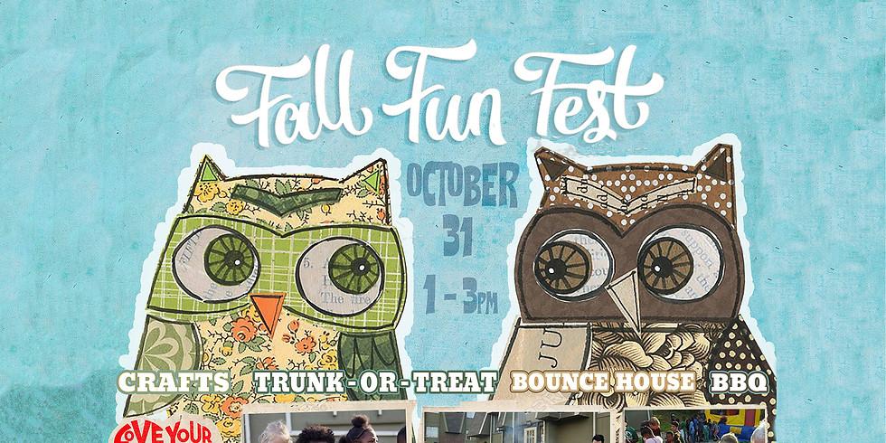 Fall Fun Fest