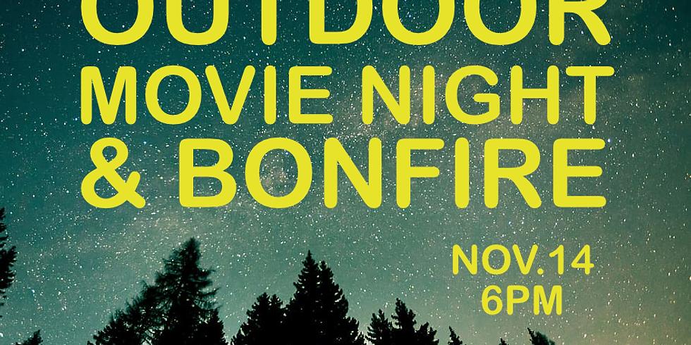 Transform Students Outdoor Movie Night & Bonfire