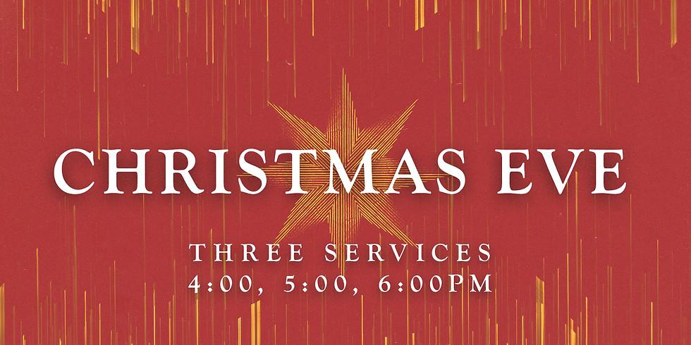 Christmas Eve - 6pm