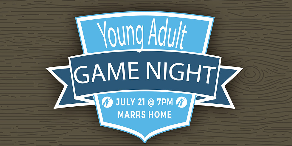 Young Adult Game Night