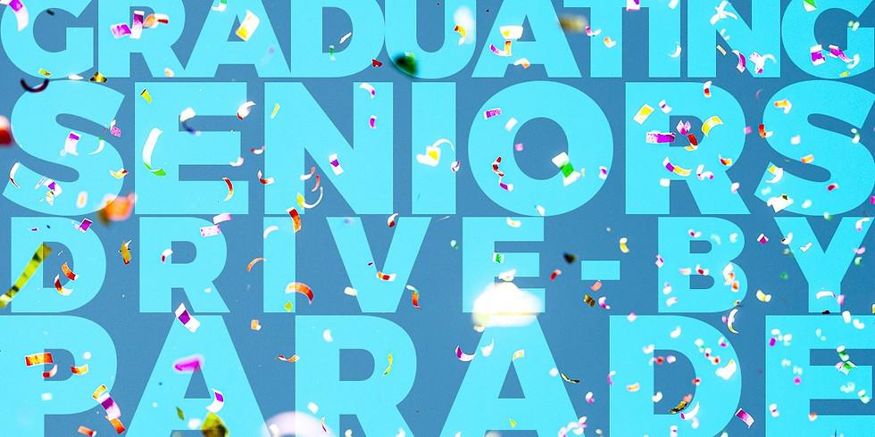Graduating Seniors Drive-By Parade