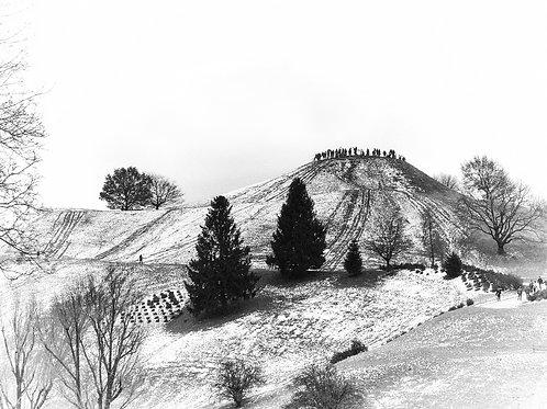 """Cold hill"" (2018) © Yens Franke"