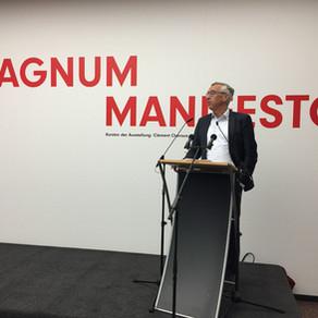"""""""MAGNUM MANIFESTO"""" – im Kunstfoyer der Versicherungskammer Bayern"""
