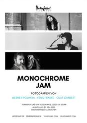 Plakat Monochrome Jam