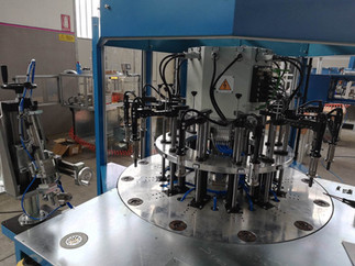 Sistema polimerizzazione a caldo altoparlanti Cliente Ask - Kenwood