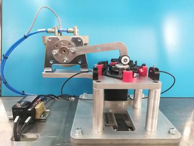 Speaker phase testing equipment for Ask - Kenwood