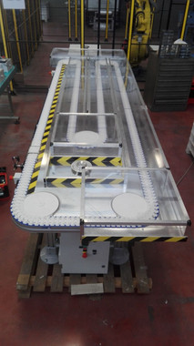 Glue polymerization machine for Ask - Kenwood