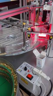 Sistema di misura Cliente BP Decollettage