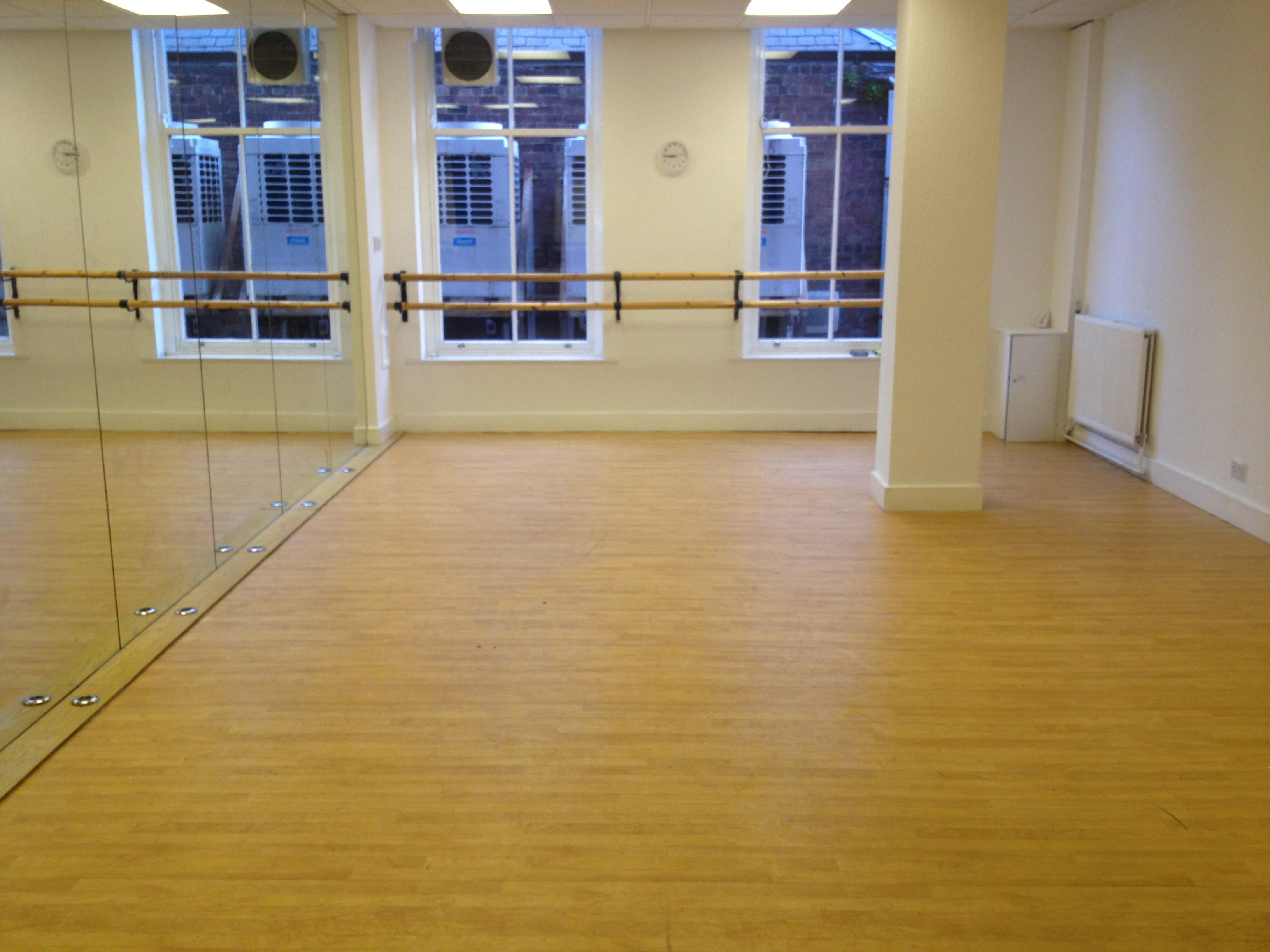 Vivace Theatre School Studio Hire