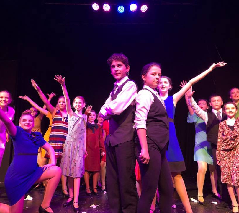 Musical Theatre Stage Performance Class Glasgow