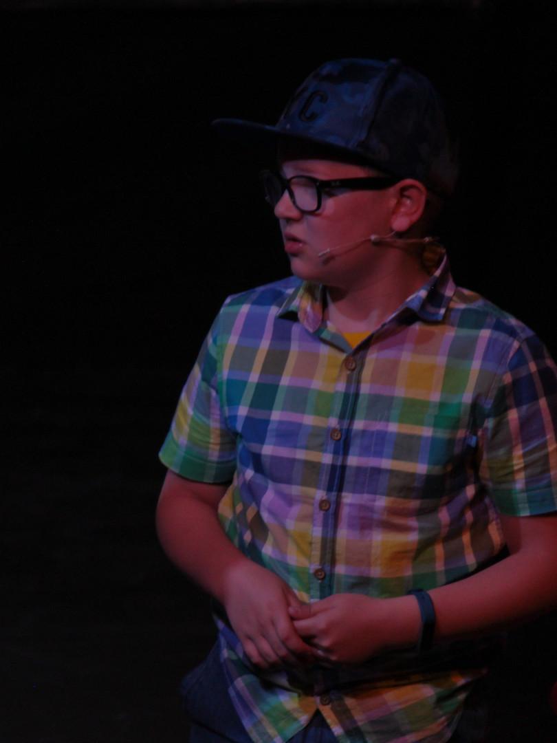 Under 18's Acting Class Glasgow