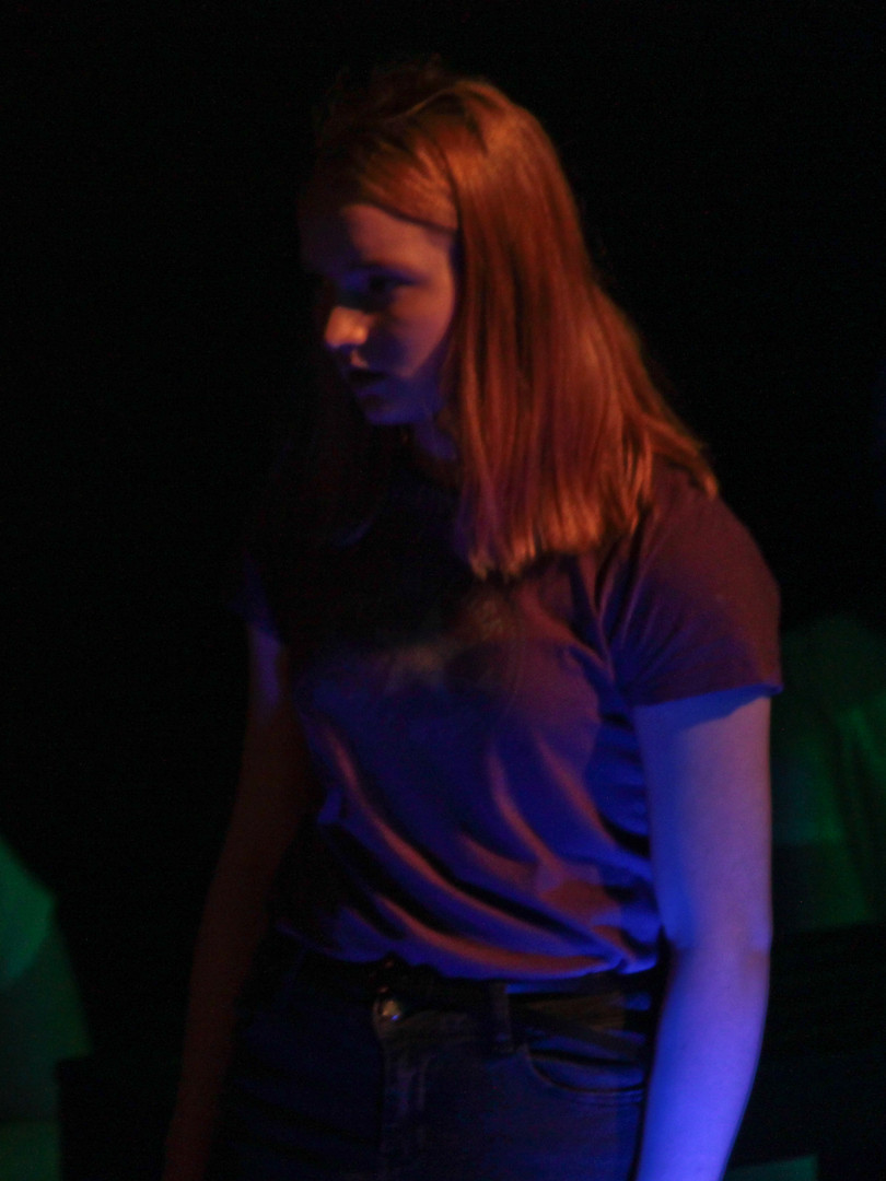 Teenage Theatre and Acting Class Glasgow