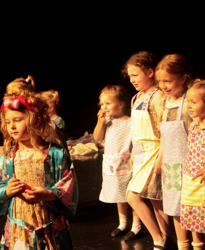 Young Children's Performance classes Glasgow