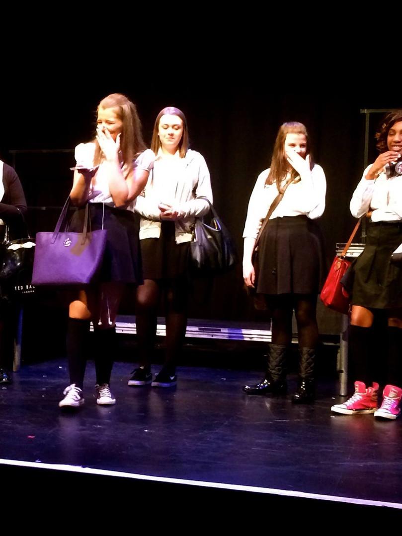 Teenage Acting Class Glasgow