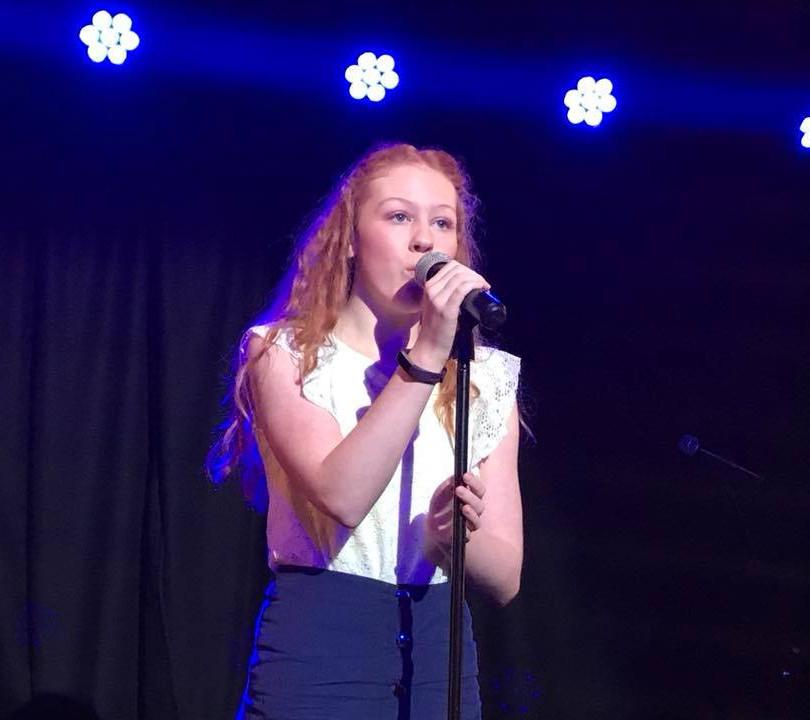 Singing performance Glasgow