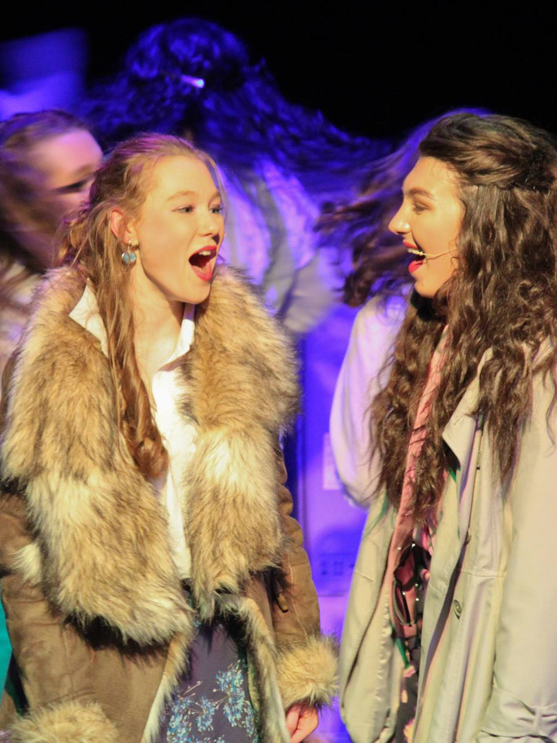 Teenage Musical Theatre Performance Glasgow