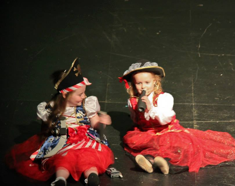 Preschool Stage Classes Glasgow