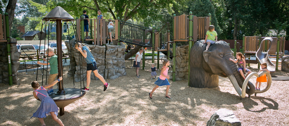Expanding your Playground Funding