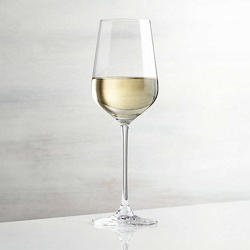 White Wine Glass Set of 2  (14 oz)