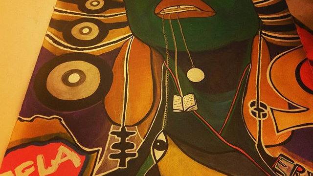 "Badu Fela Spirit ""music is a weapon"""